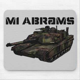 M1 Abrams Mousepads