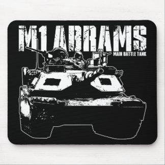 M1 Abrams Mouse Pad