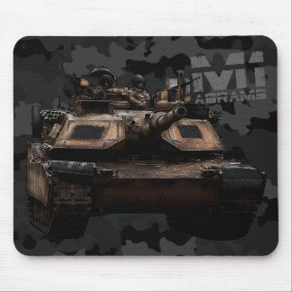 M1 Abrams Mouse Pads