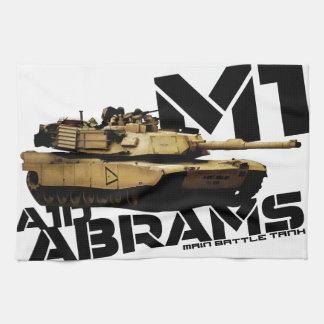 M1 Abrams Toallas De Mano
