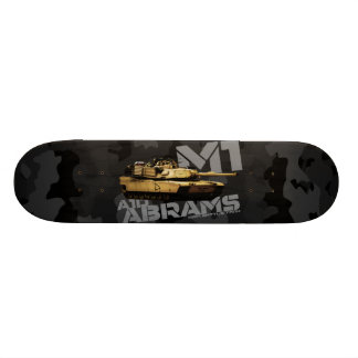 M1 Abrams Tabla De Patinar