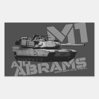 M1 Abrams Pegatinas