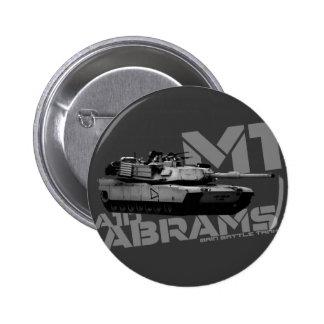 M1 Abrams Pins