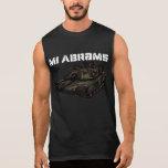 M1 Abrams Playera Sin Mangas