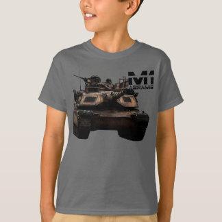 M1 Abrams Remeras