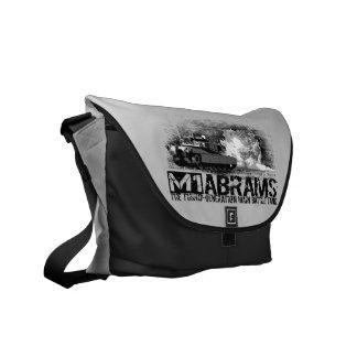 M1 Abrams Rickshaw Messenger Bag