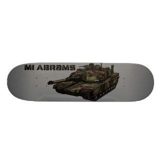 M1 Abrams Skateboard