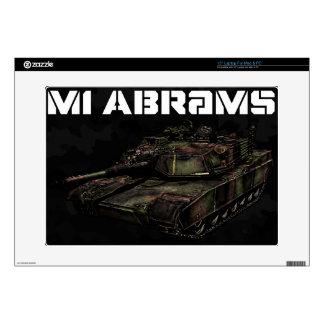 M1 Abrams Laptop Skin