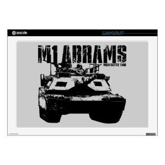 """M1 Abrams 17"""" Laptop Skins"""
