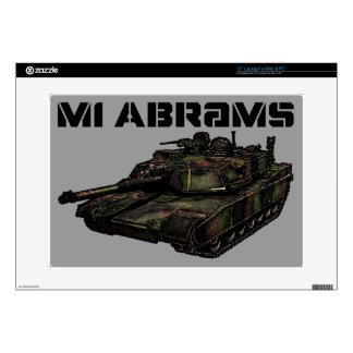 M1 Abrams Laptop Decals