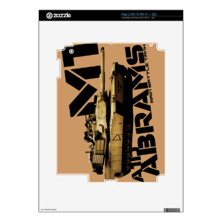 M1 Abrams Skins For iPad 2