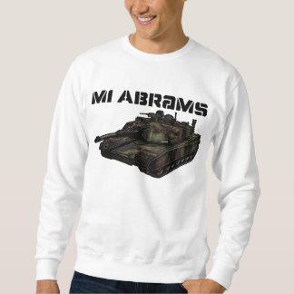 M1 Abrams Sudadera Con Capucha