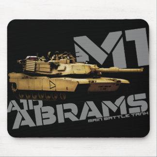 M1 Abrams Alfombrillas De Ratones