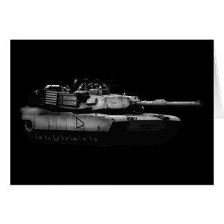 M1 Abrams Tarjeton