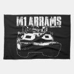 M1 Abrams Toalla De Mano
