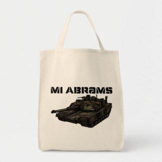 M1 Abrams Tote Bag