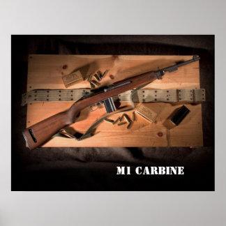 M1 Carbine Poster