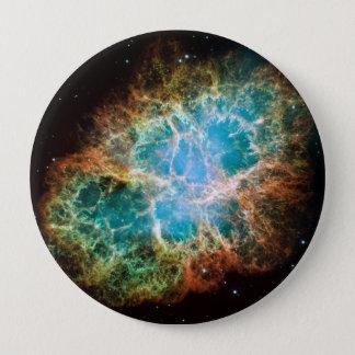 M1-Crab Nebula a Science & Astronomy Gift Idea Button