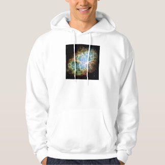M1-Crab Nebula a Science & Astronomy Gift Idea Hoodie