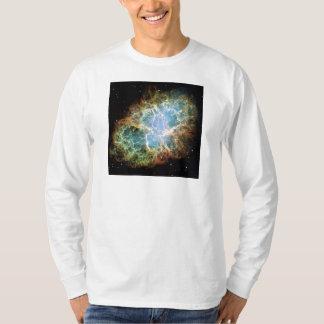 M1-Crab Nebula a Science & Astronomy Gift Idea Tee Shirt