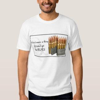 M1 Garand Ammo Ping Light T Shirt