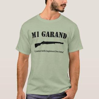"M1 Garand - color ""Stone"" T-Shirt"
