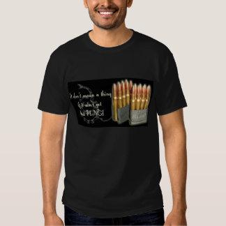 M1 Garand Ping Black T Shirt