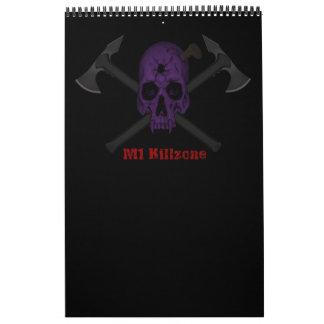 M1 Killzone Calendar