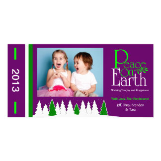 M1 Peace On Earth 01-Plumb Holiday Photo Cards