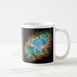 M1 the Crab Nebula Coffee Mug