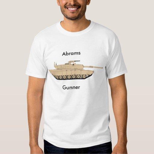 M1A1 Abrams T-shirts