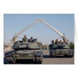 M1A1 Abrams Tank Cards