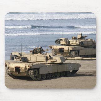 M1A1 Abrams Tank Mouse Pad