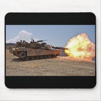 M1A1 tank Mouse Pad