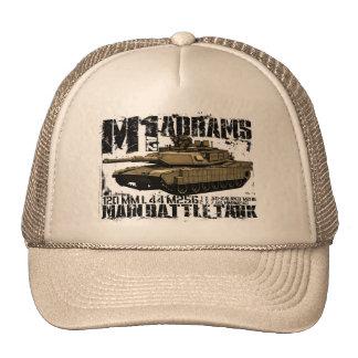 M1A2 Abrams Gorros Bordados