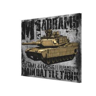 M1A2 Abrams Lona Estirada Galerías