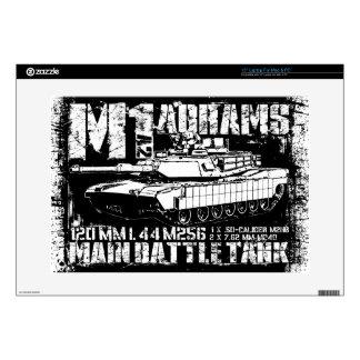 """M1A2 Abrams 15"""" Laptop Skins"""