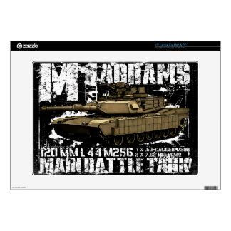 """M1A2 Abrams 15"""" Laptop Skin"""