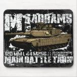 M1A2 Abrams Tapete De Raton