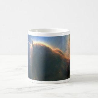 M20 Trifid Nebula in Space NASA Coffee Mug