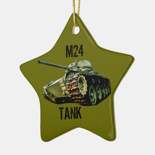 M24 Tank Ornament