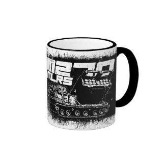 M270 MLRS 11 oz Ringer Mug