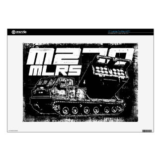 """M270 MLRS 15"""" ordenador portátil para el mac y la Portátil 38,1cm Skins"""