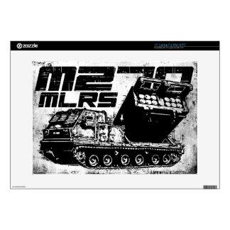 """M270 MLRS 15"""" ordenador portátil para el mac y la Skins Para 38,1cm Portátiles"""