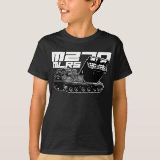 M270 MLRS Kids' Basic Hanes Tagless ComfortSoft® T-Shirt