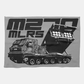 M270 MLRS Kitchen Towels