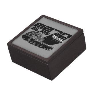 M270 MLRS Magnetic Wooden Gift Box