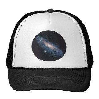 M31 Andromeda Galaxy Trucker Hat