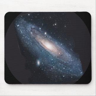 M31 Andromeda Galaxy Mouse Pad