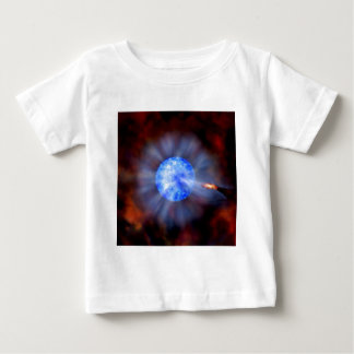 M33 Black hole in space Baby T-Shirt